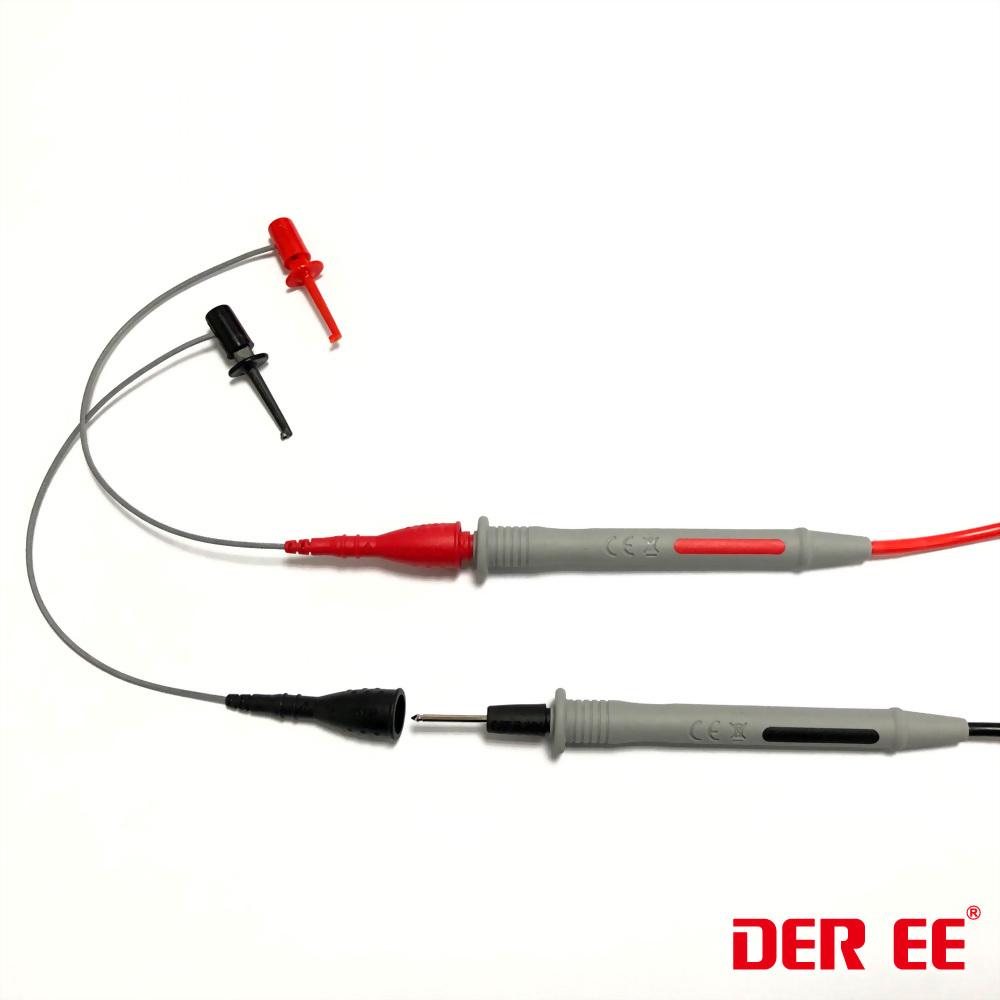 Mini Test Hook Clip DE-TLB13
