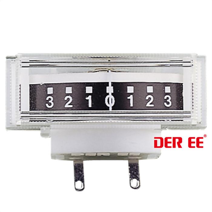 DE-1435 VU panel meter