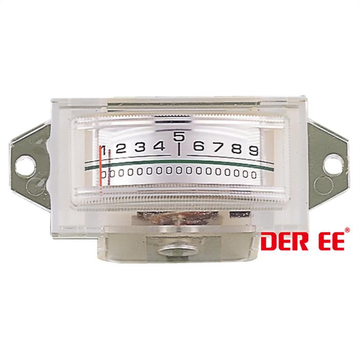DE-1535 VU panel meter