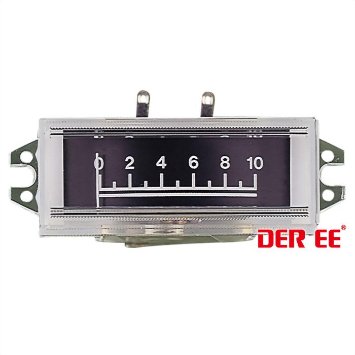 DE-1745 VU-mètre