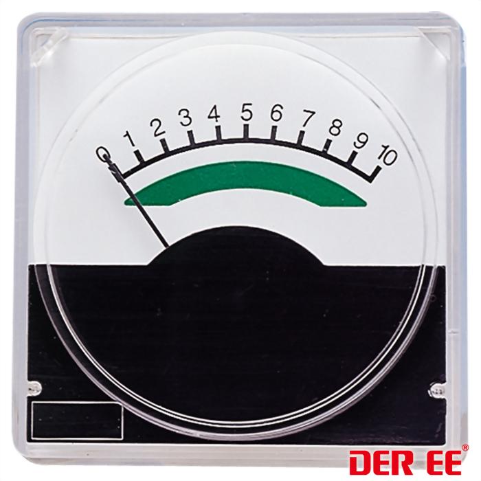 DE-36R VU panel meter