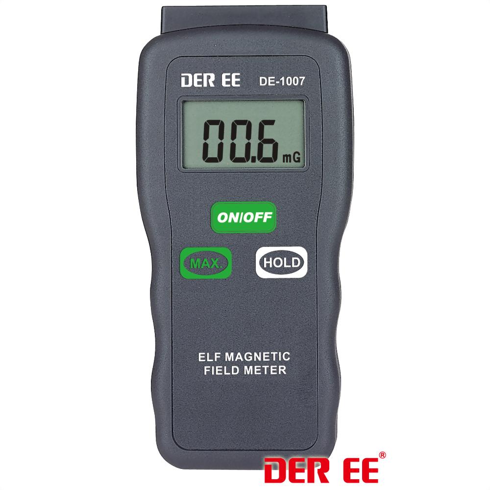 DE-1007 Detector de campo electromagnético