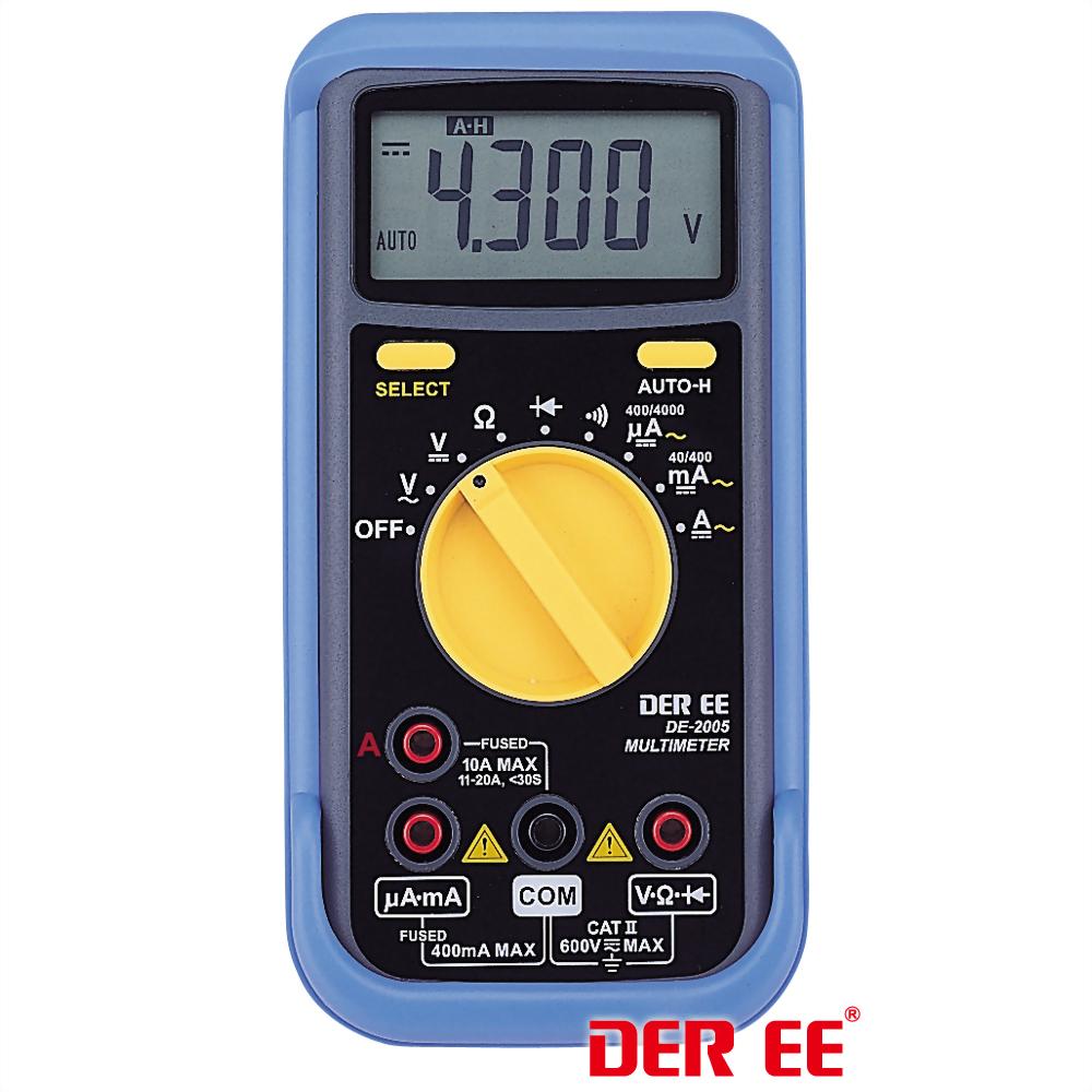 DE-2005  Digital Multimeter (D.M.M)