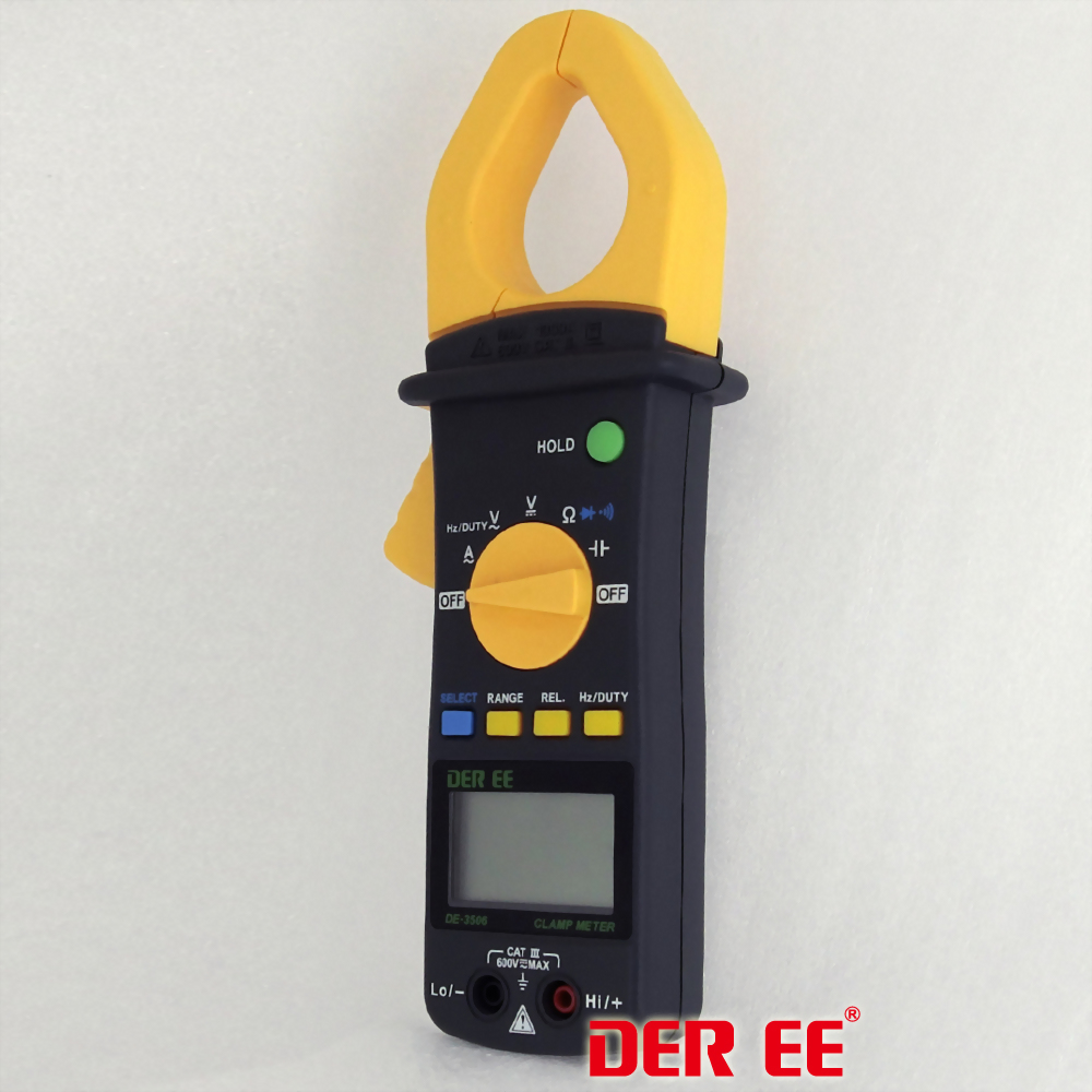 DE-3506 AC Clamp Meter