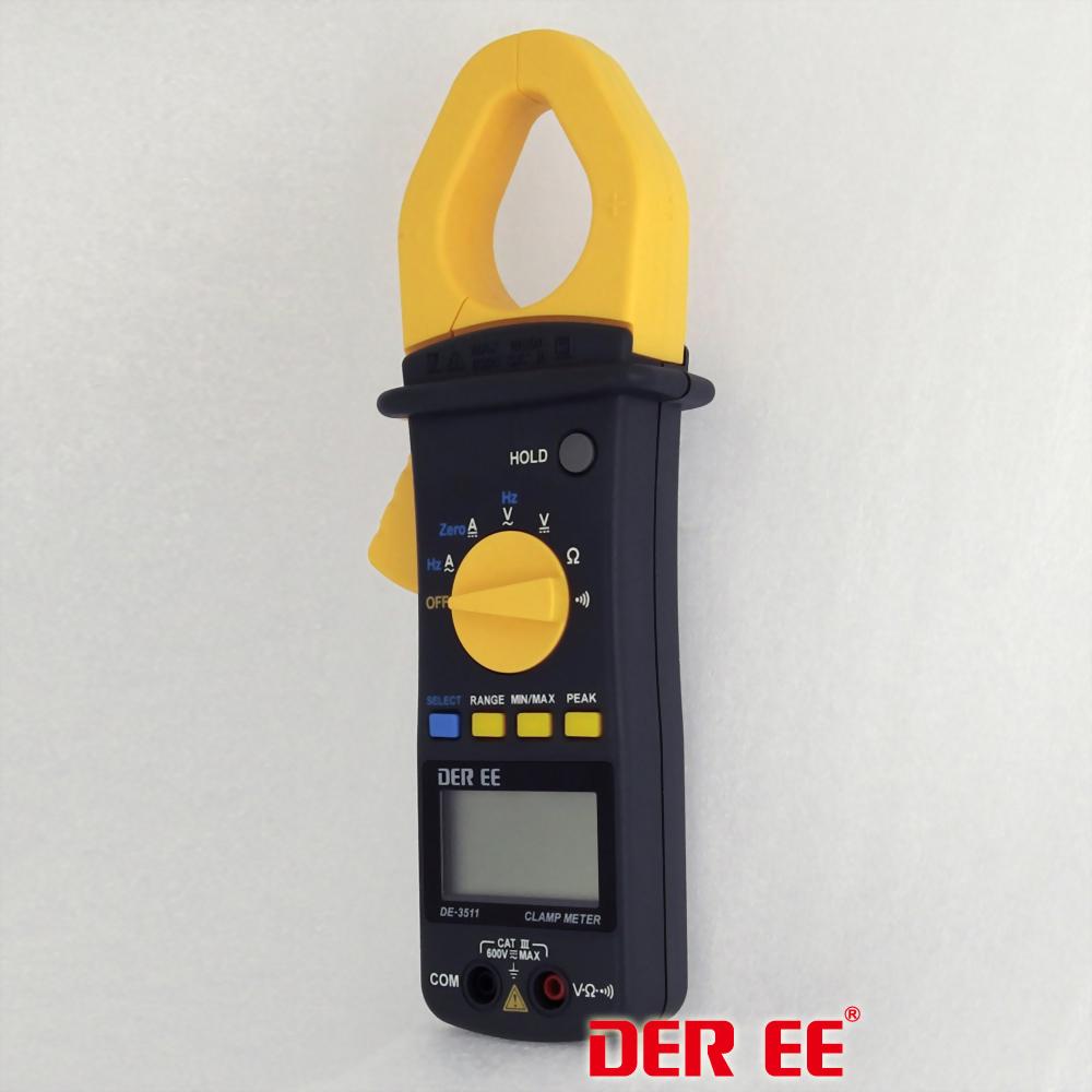 DE-3511 AC/DC Clamp Meter