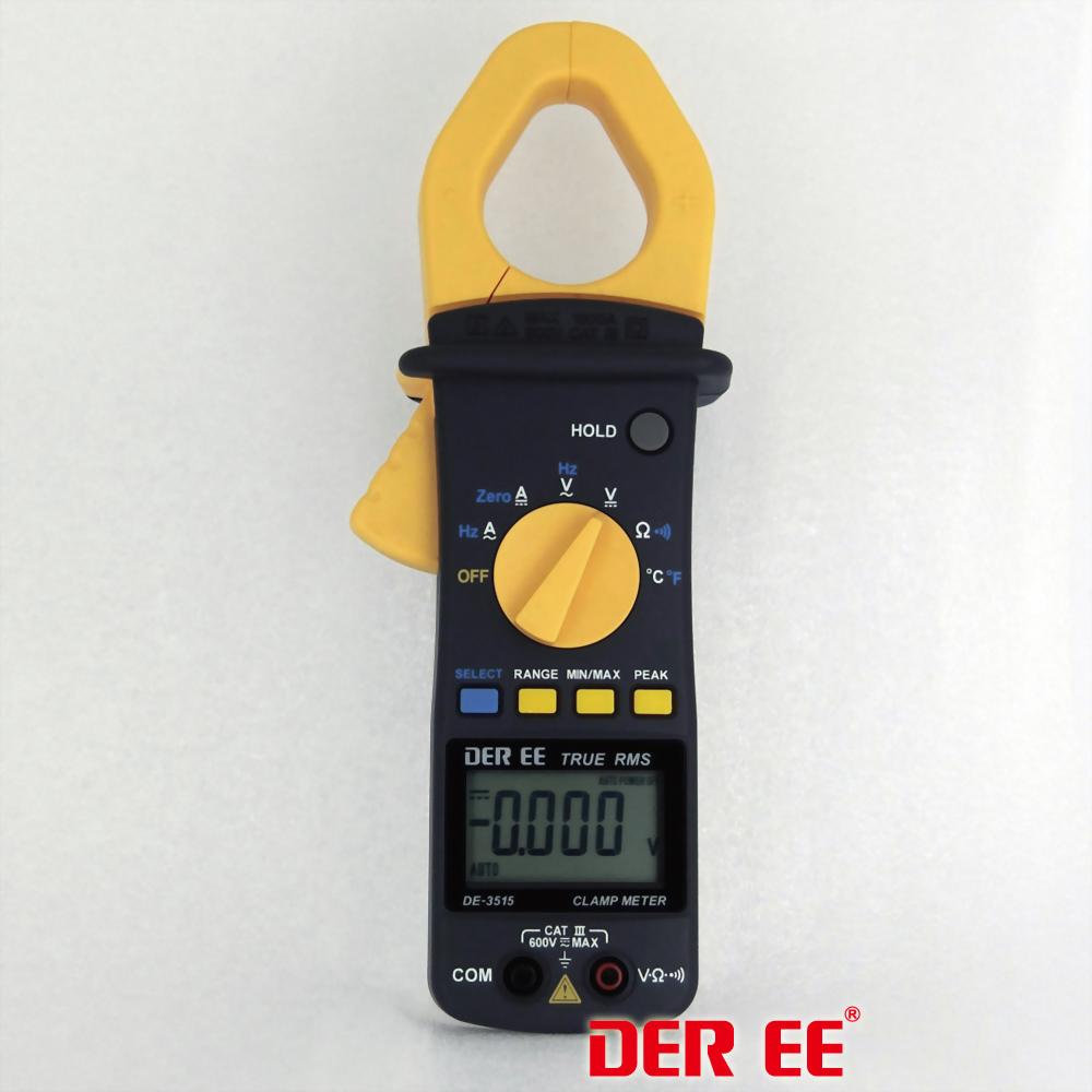 DE-3515 AC/DC Clamp Meter(RMS)