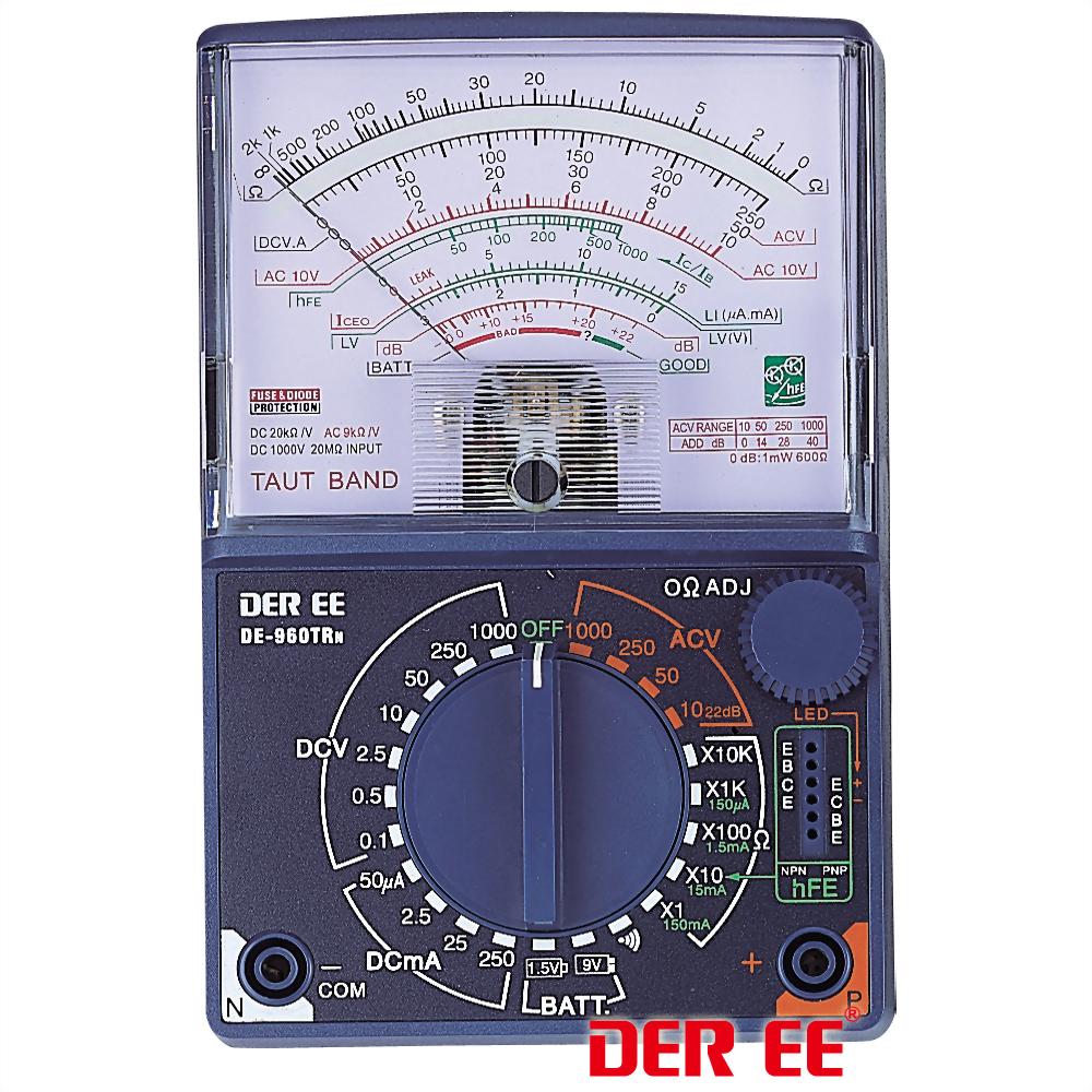 DE-960TRn Стрелочный мультиметр