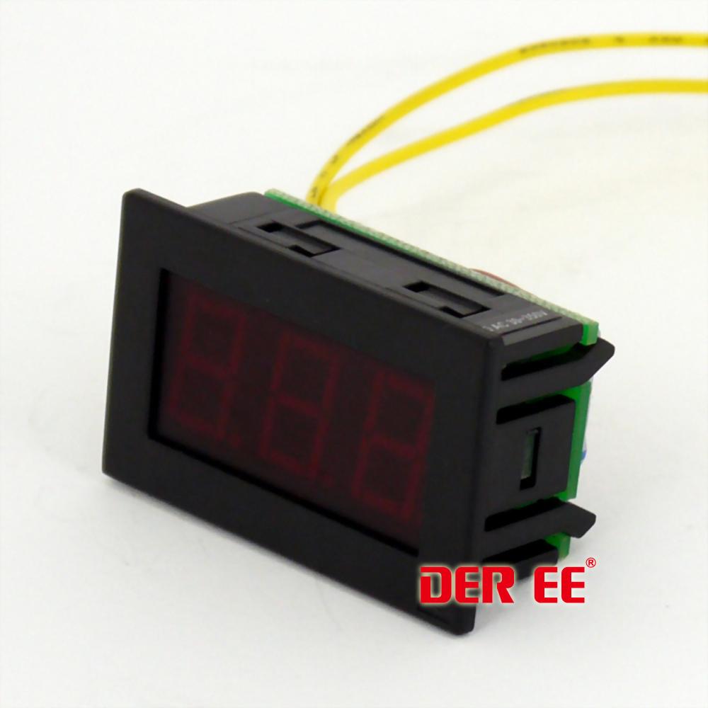 DE-3150 LED Panel Meter