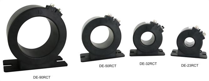 DE-90RCT 丸窓貫通形変流器