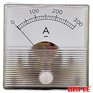DE-430 Analog panel meter