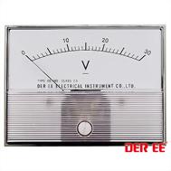 DE-680 Analog panel meter