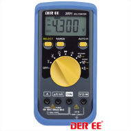 DE-2001 Digital Multimeter (D.M.M)