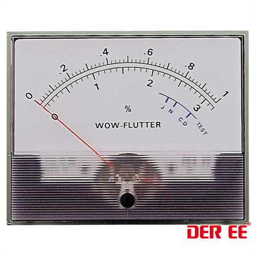 DE-860 Analog panel meter