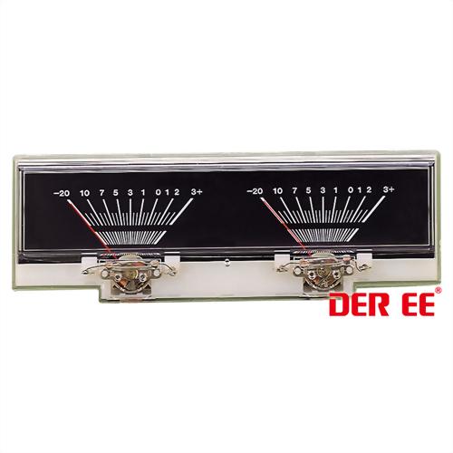 DE-1532 VU panel meter