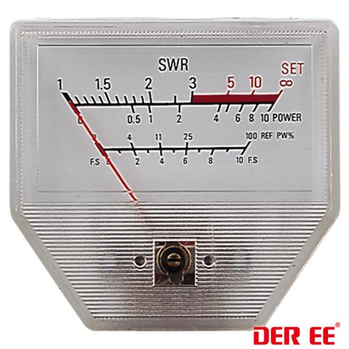 DE-2442 VU panel meter