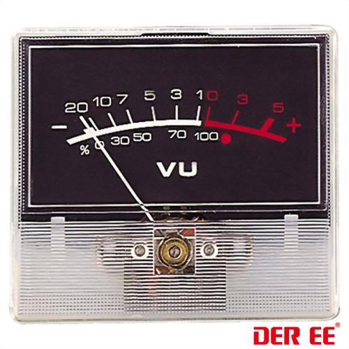DE-2544-5 Medidor de VU