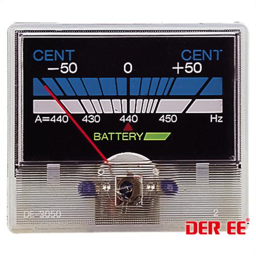 DE-3050 Medidor de VU
