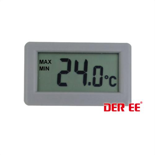 DE-20 Termómetro digital(no son resistentes al agua)