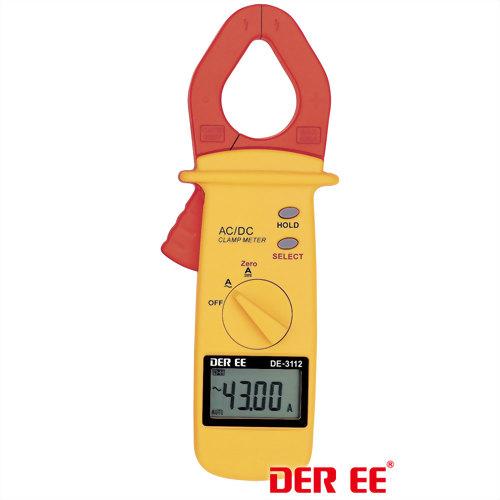 DE-3112 Medidor de pinza de CA/CC de bolsillo