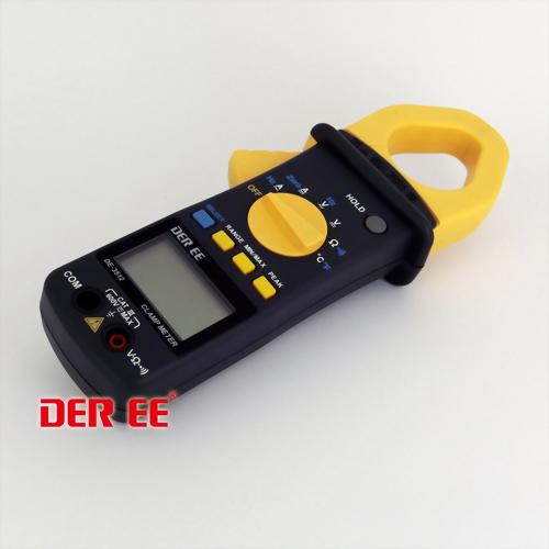 DE-3512 AC/DC Clamp Meter