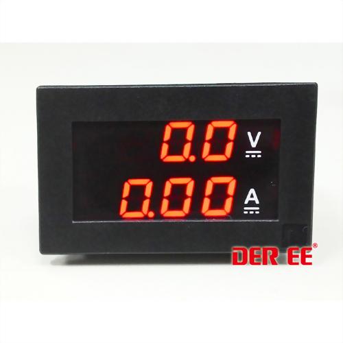 DE-3150-02  LED Panel Meter
