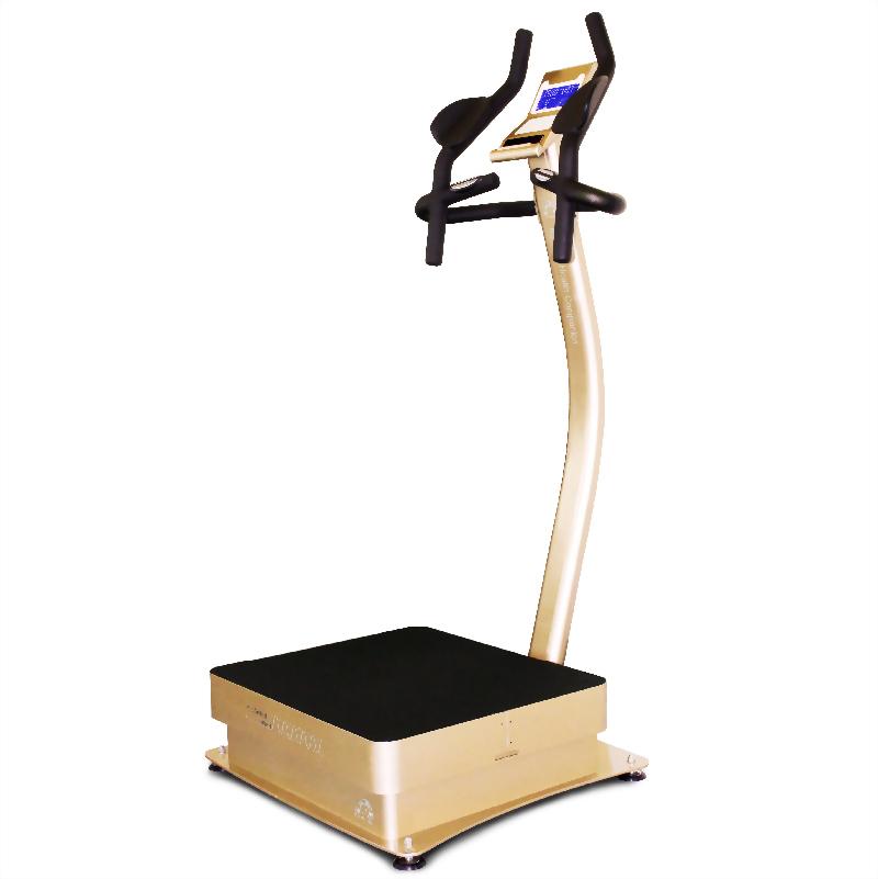 Attrezzatura per vibrazione verticale per tutto il corpo