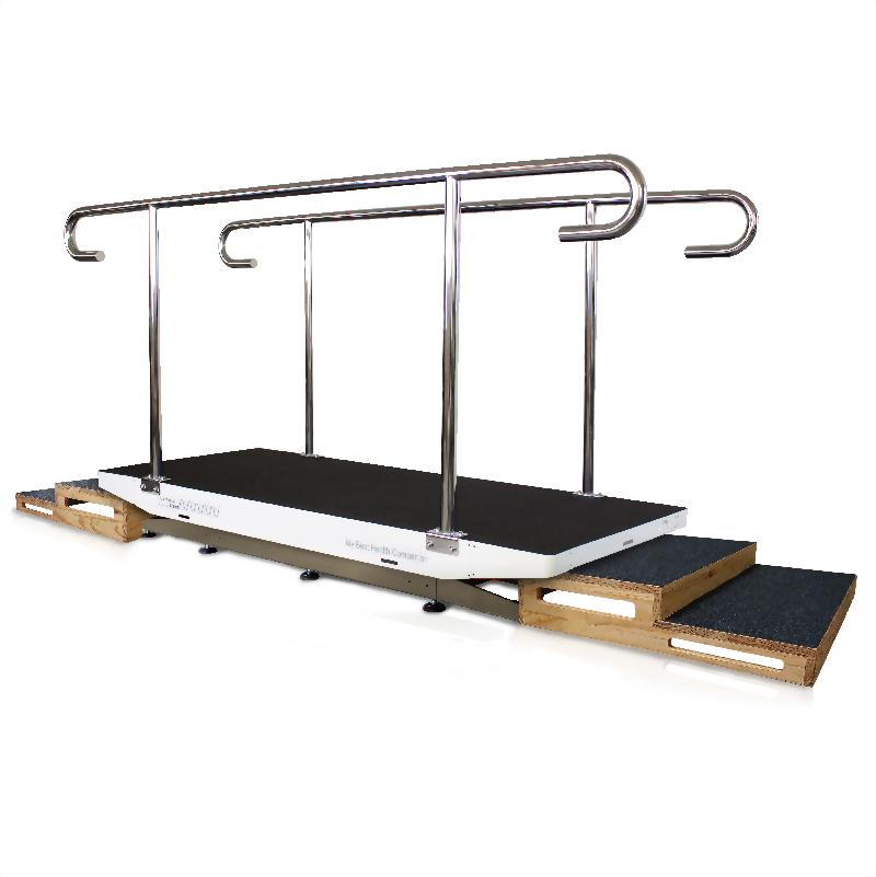 全身垂直律動步態訓練平台
