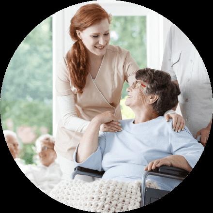 Piano fitness istituzionale di caregiving