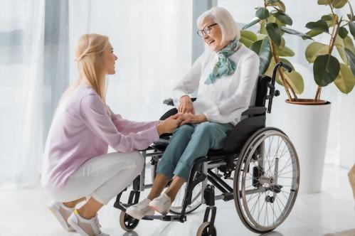Esercizio fisico per disabili (senza barriere)