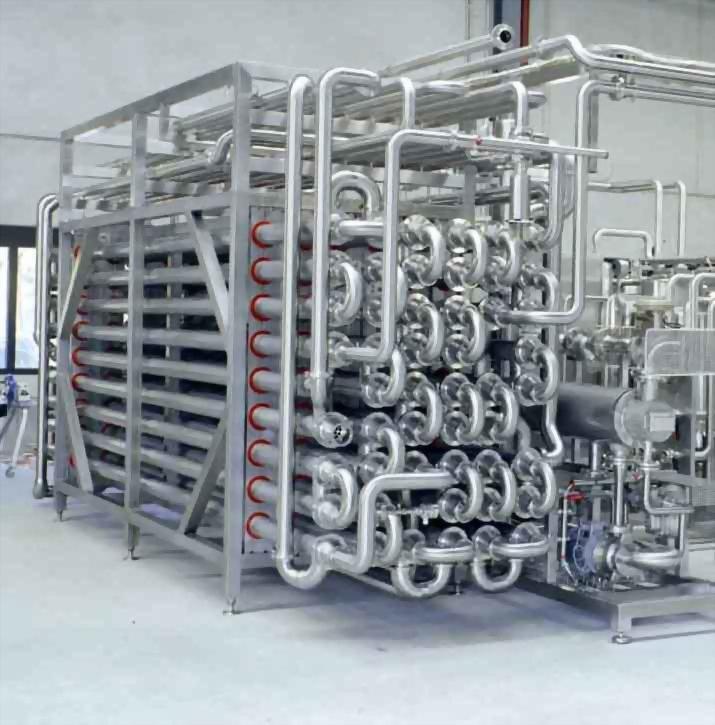 超高溫滅菌系統(UHT)