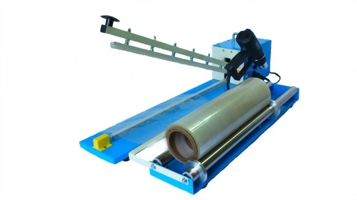 I Bar Jaw Type Shrink Wrap Sealing Machine