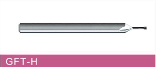 GFT-H 適用HRC54~63超硬材三牙數純銑牙
