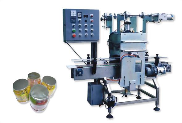 BJS- 8 Auto Jar Sealing Machine