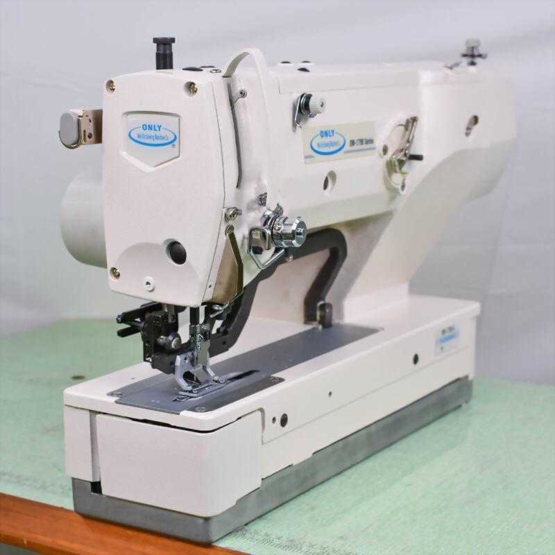 基本型工業用針車-1790系列-電子平頭鎖眼機-1