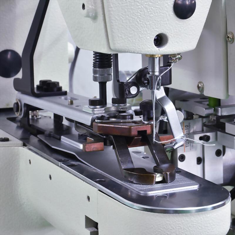 特殊型工業用針車-1903-313A系列-自動送扣機-2
