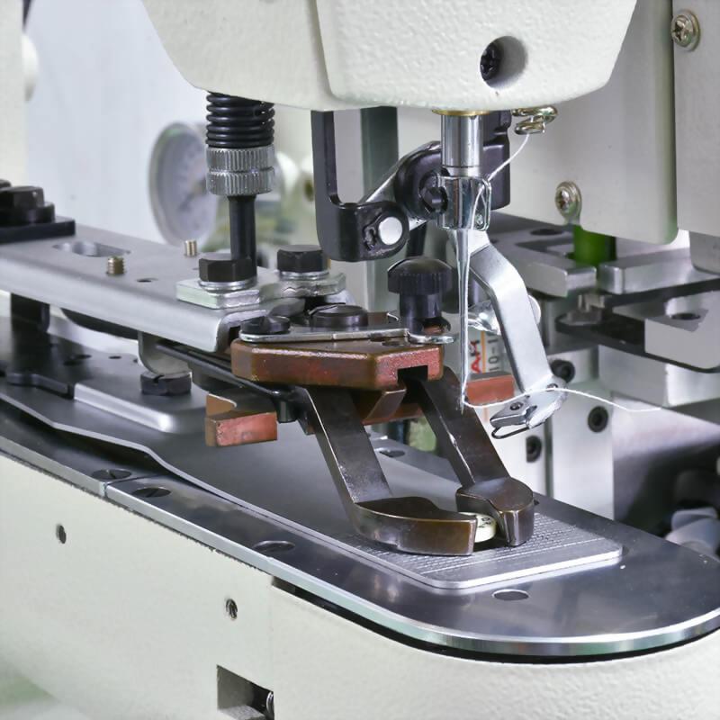 特殊型工業用針車-1903-313A系列-自動送扣機-3