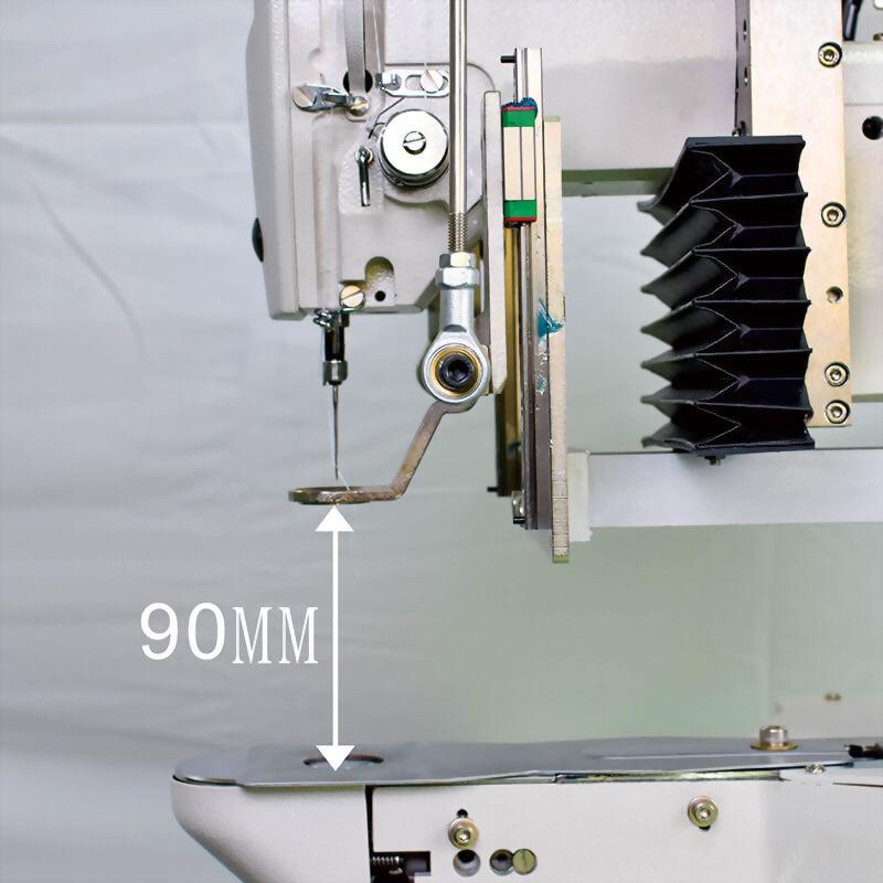 特殊型工業用針車-1970系列-椅墊專用機-3