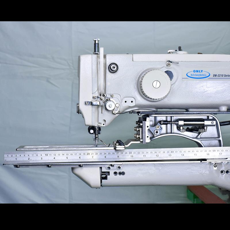 加長型電腦花樣機