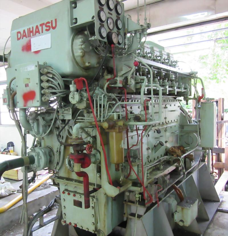 Daihatsu 6DL-16