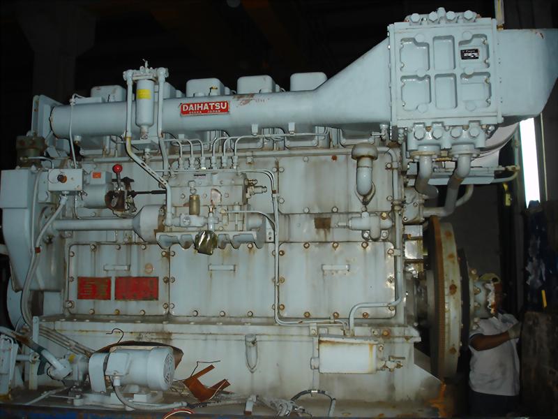 大發 Daihatsu 6PKTB-16