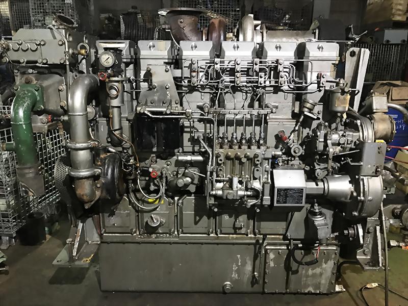 Mitsubishi S6R2-MTK3L