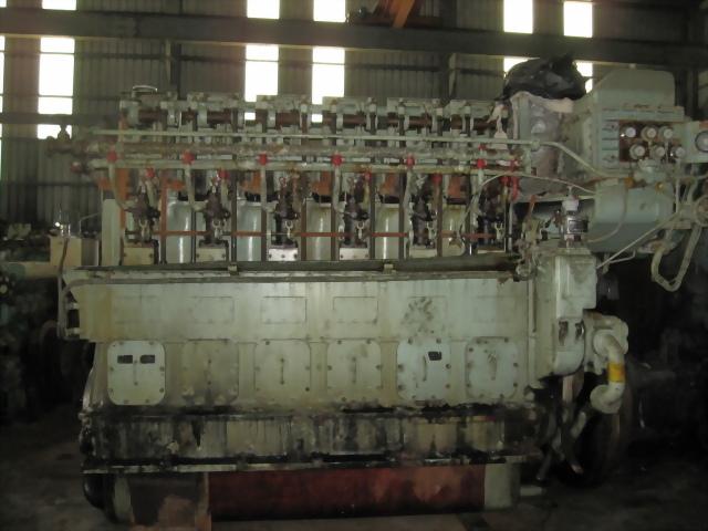 Niigata 6M28BFT