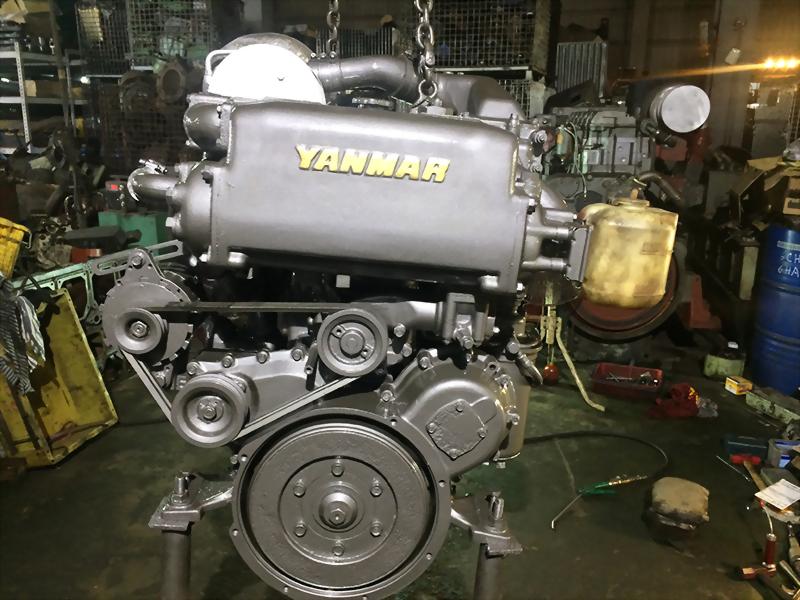 Yanmar 6CH-UT