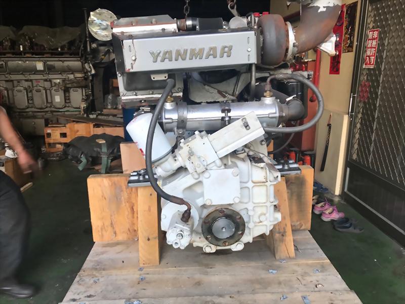 Yanmar 6CX-GTYE