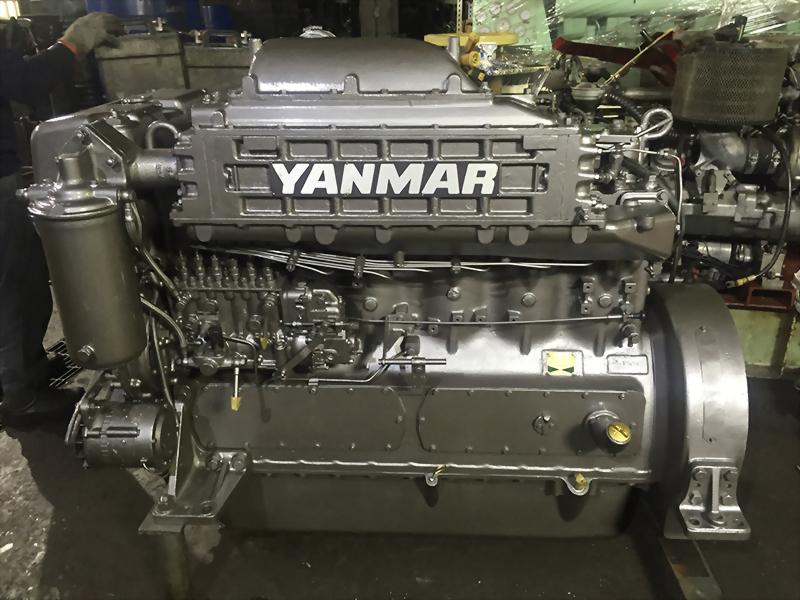 Yanmar 6HA-HT