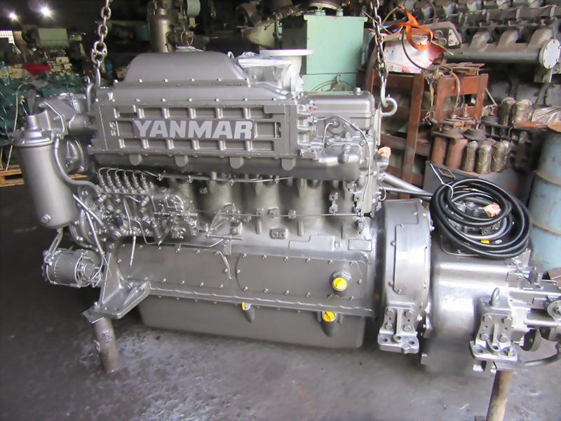 Yanmar 6HAK-DT