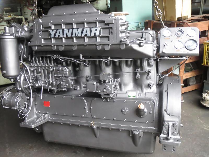 Yanmar 6HAL-HT
