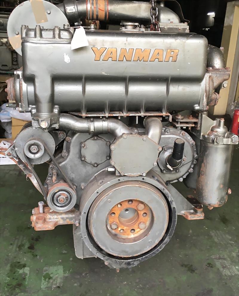 Yanmar 6KH-ET