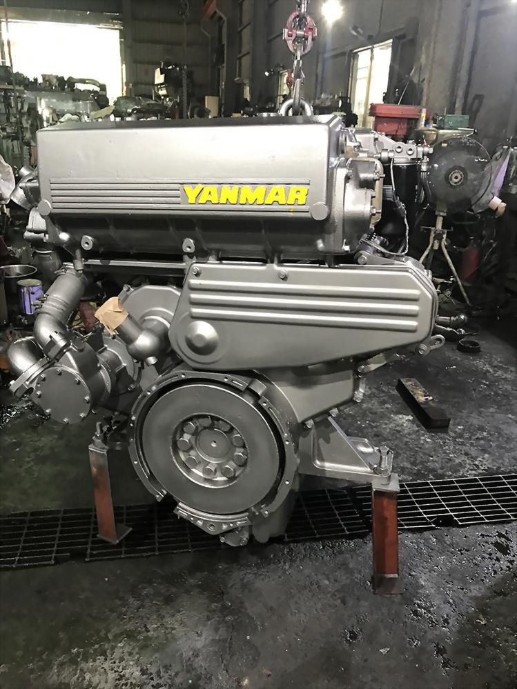 Yanmar 6KY-ET
