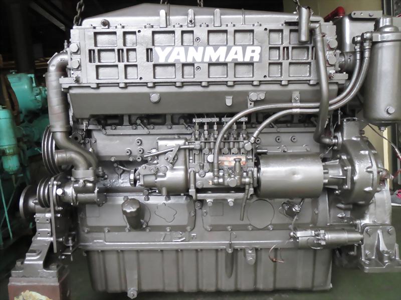 Yanmar 6LAAK-DT